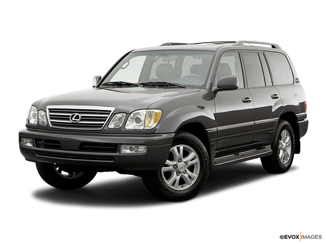 2006 Lexus LX 470 Review