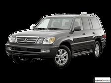 2006 Lexus LX Review
