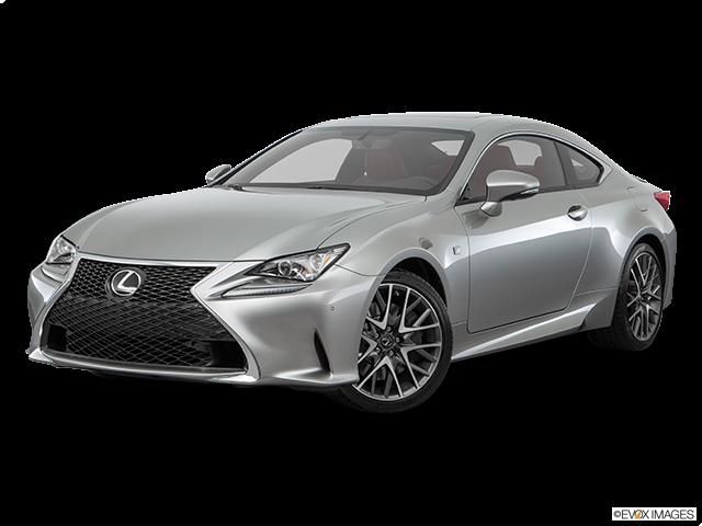 2016 Lexus RC 200t Review