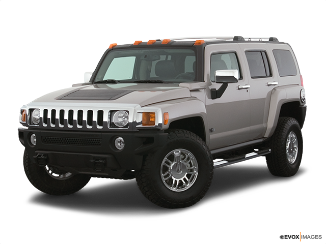 2006 HUMMER H3 Review