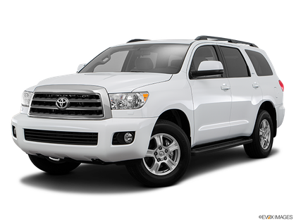 2017 Toyota Sequoia Photo