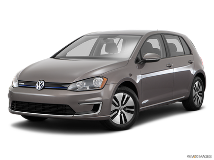 2016 Volkswagen E Golf Photo