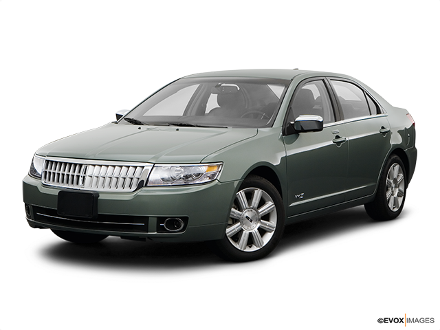2008 Lincoln MKZ Review