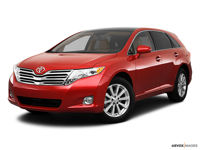 2010 Toyota Venza Review