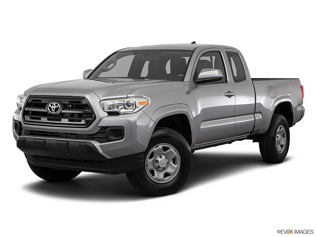 2014 Toyota Corolla Configurations >> 2017 Toyota Tacoma Review | CARFAX Vehicle Research