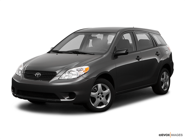 2008 Toyota Matrix Review
