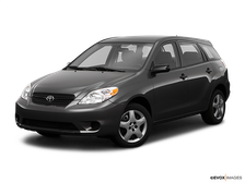 2008 Toyota Matrix Review
