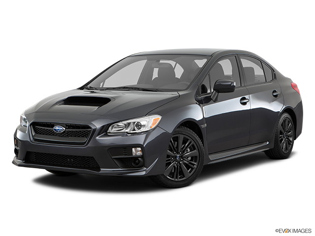 2017 Subaru WRX photo