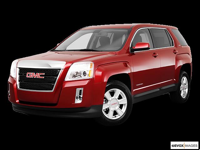 2010 GMC Terrain Review