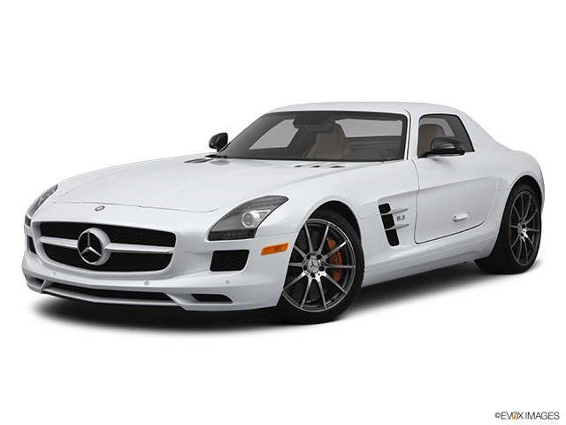 Mercedes-Benz SLS AMG Reviews