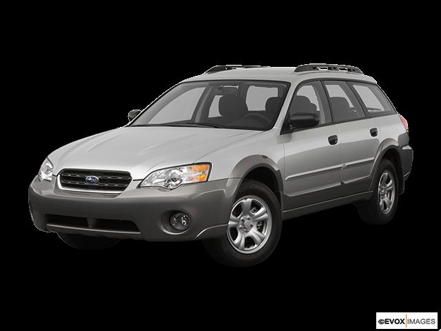 2007 Subaru Outback Review