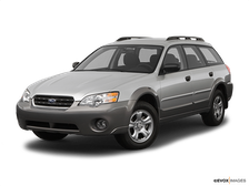 2007 Subaru Outback Review
