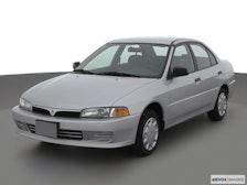 2000 Mitsubishi Mirage Review