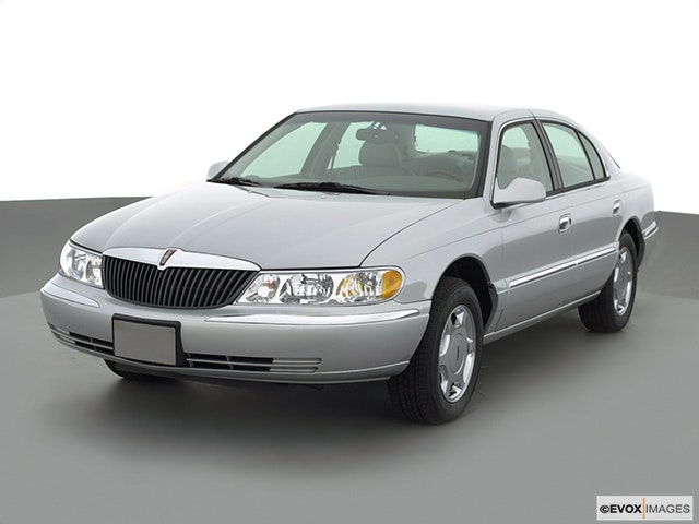 2002 Lincoln Continental Review