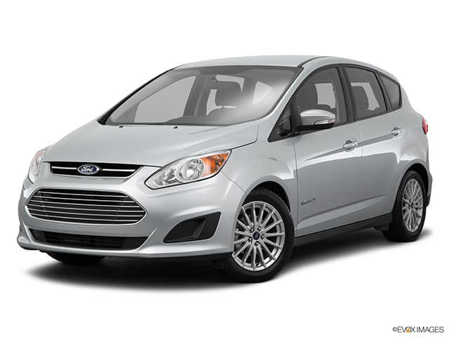 2015 Ford C-MAX Hybrid Review