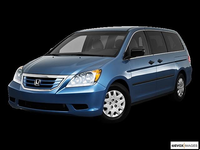 2010 Honda Odyssey Review