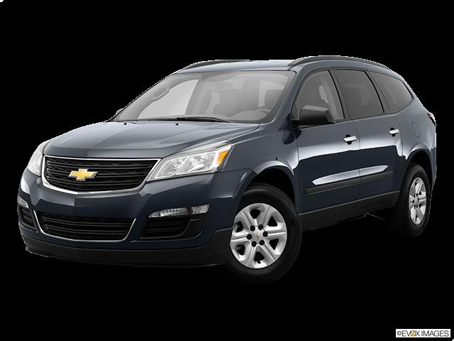 2014 Chevrolet Traverse Review