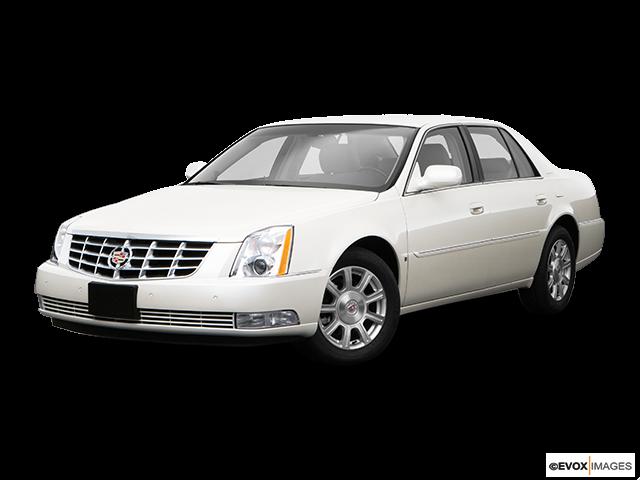 2009 Cadillac DTS Review