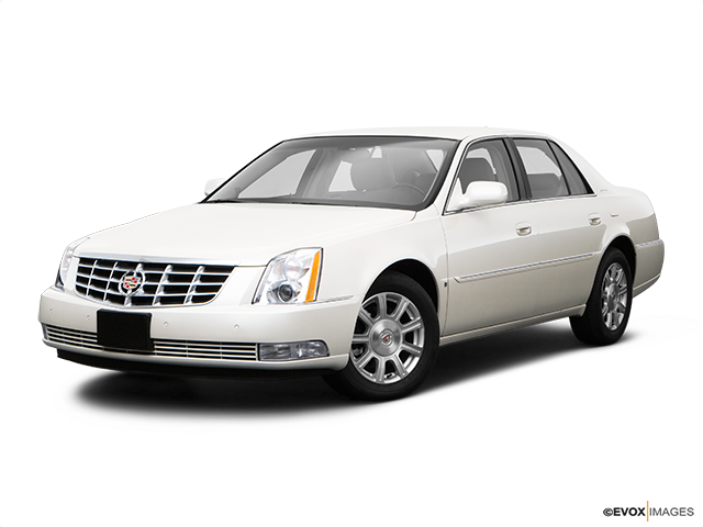 2009 Cadillac DTS Review