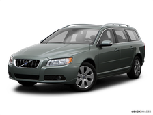 2008 Volvo V70 Review
