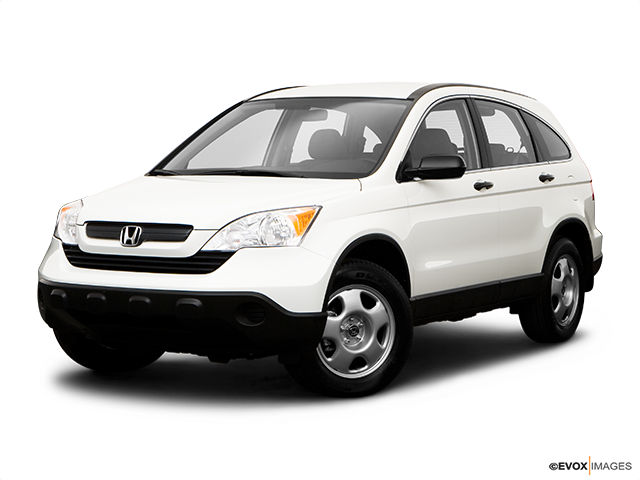 2009 Honda CR-V Review
