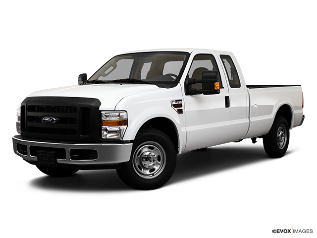 2010 Ford F-350 Super Duty Review