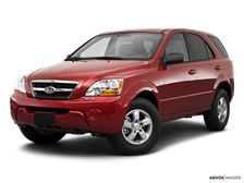 2009 Kia Sorento Review