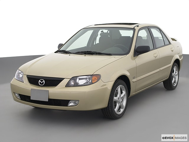 Mazda Protege Reviews
