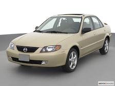 2003 Mazda Protege Review