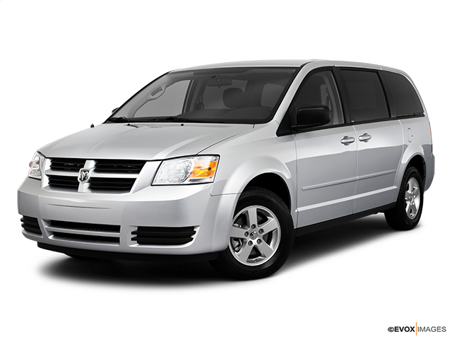 2010 Dodge Grand Caravan Review