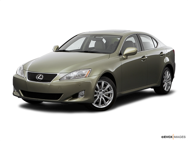 2006 Lexus IS 350 Review