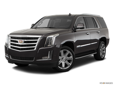 2018 Cadillac Escalade Review