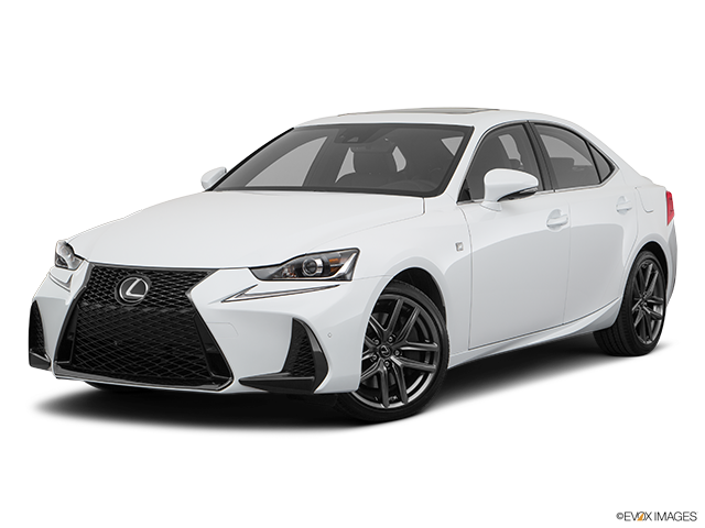 2018 Lexus IS 350 Review