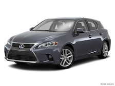 2015 Lexus CT Review