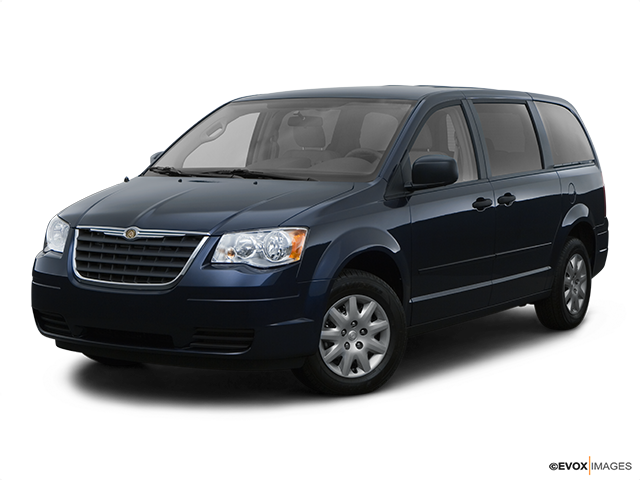 2009 Chrysler Town and Country Review