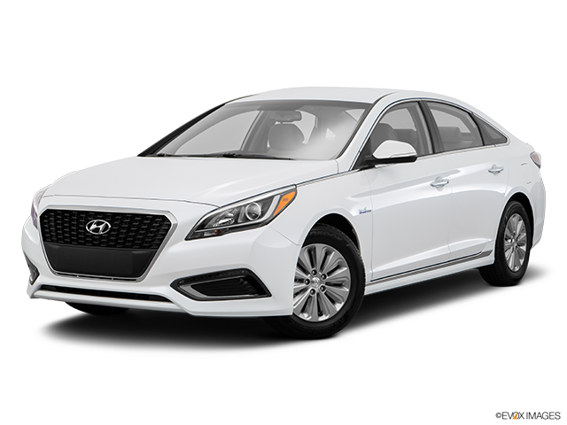 2017 Hyundai Sonata Hybrid Review