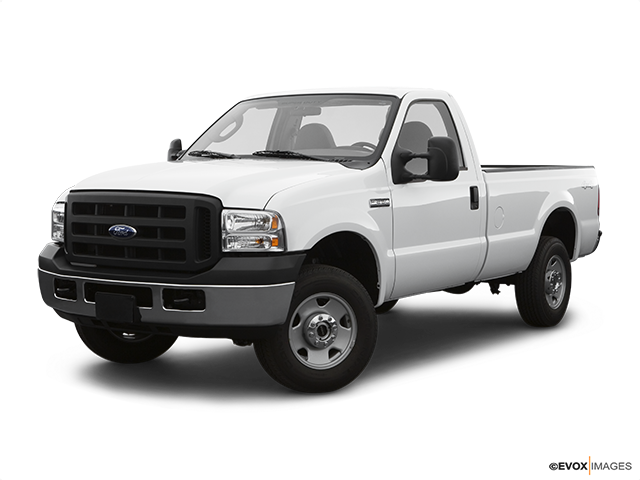 2007 Ford F-250 Super Duty Review