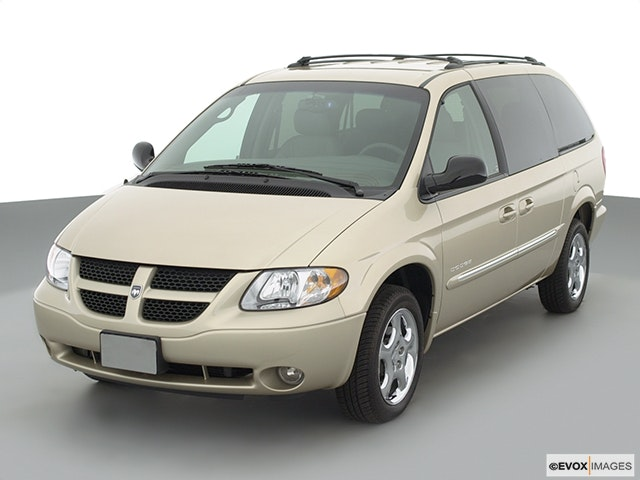 2003 Dodge Grand Caravan Review