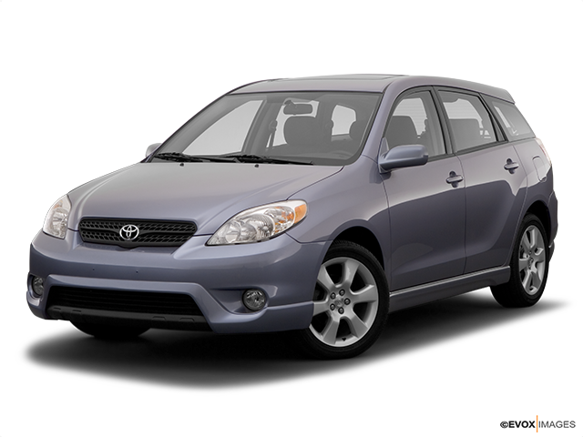 2006 Toyota Matrix Review