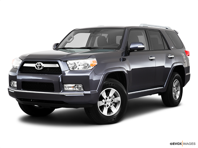2010 Toyota 4Runner Review