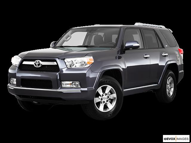 2010 Toyota 4Runner Review