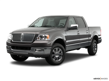 2006 Lincoln Mark LT Review