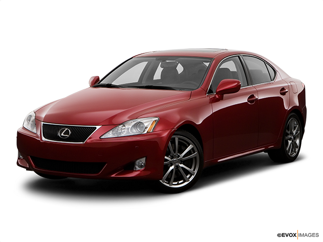 2008 Lexus IS 350 Review