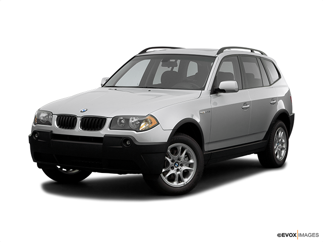 2005 BMW X3 Review