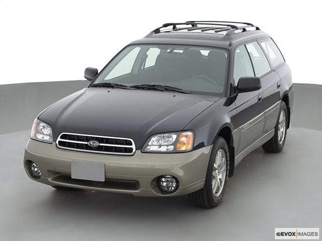 2001 Subaru Outback Review