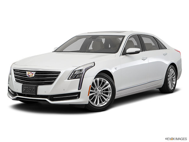 2018 Cadillac CT6 Review