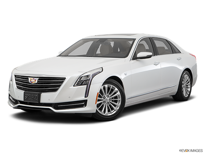 2016 Cadillac CT6 photo