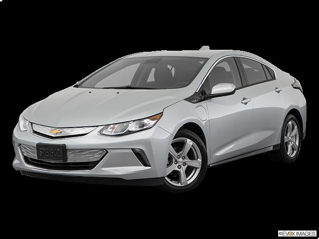 2018 Chevrolet Volt Review