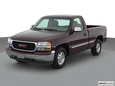 2002 GMC Sierra 1500 Review