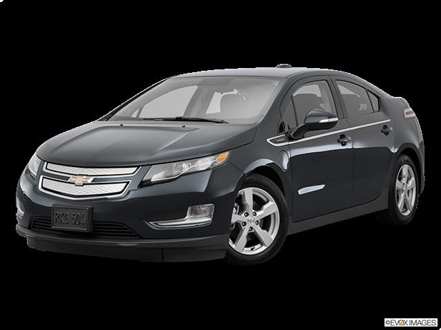 2015 Chevrolet Volt Review
